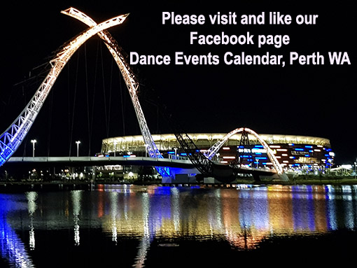 Link Dance Events Calendar